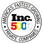 voted one of america's fastest growing private companies