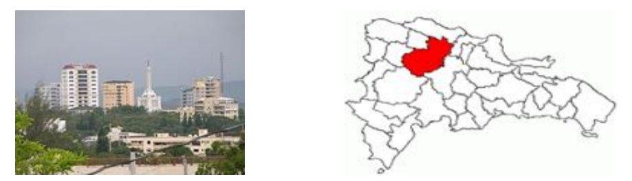 Santiago, Dominican Republic Location Overview
